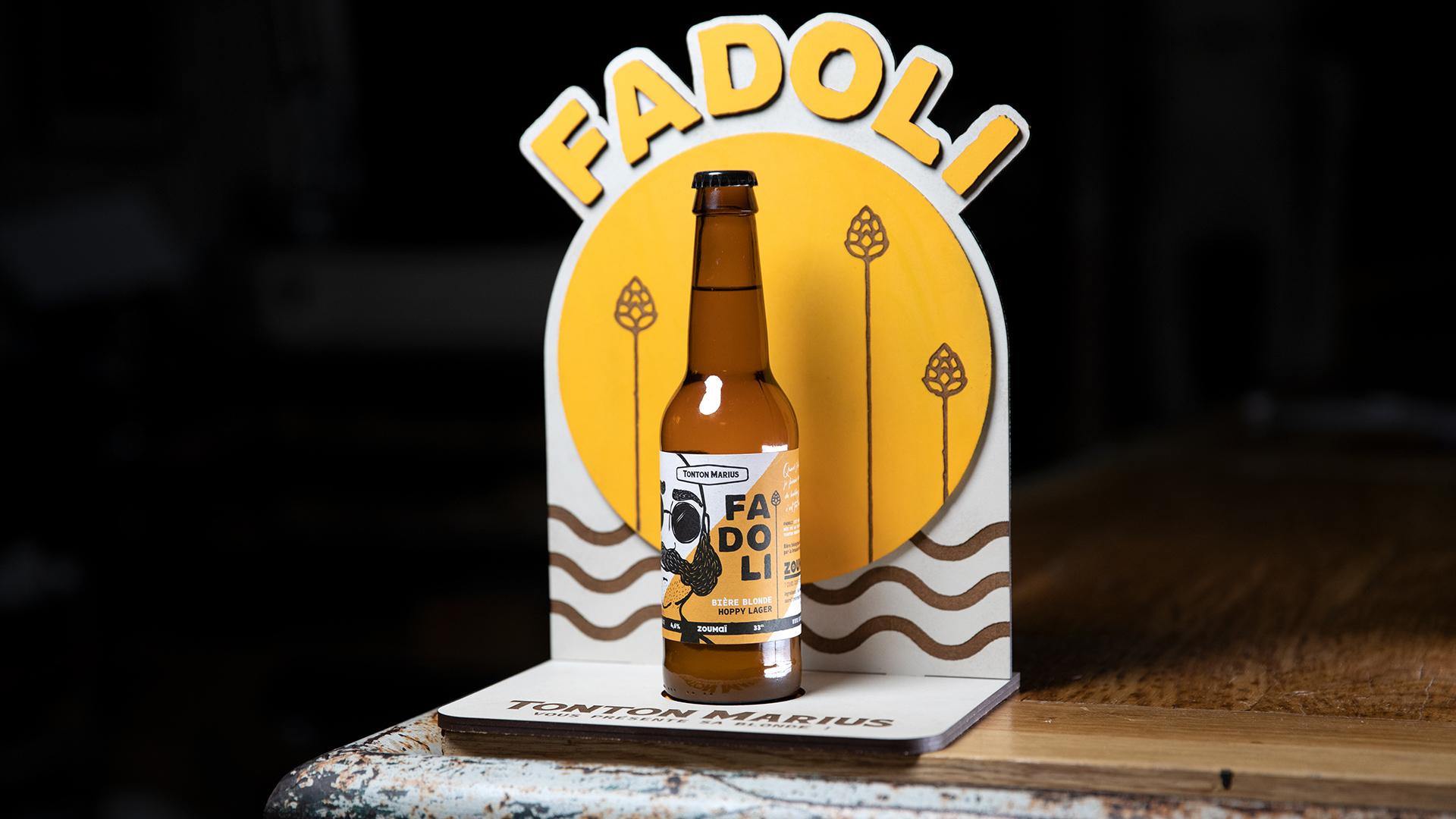 Tonton Maruis : Fadoli