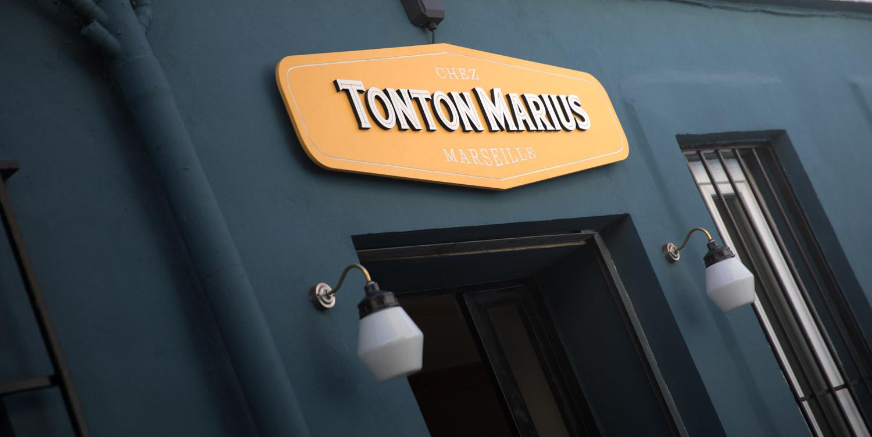 Tonton Marius